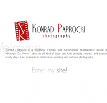 Konrad Paprocki photography